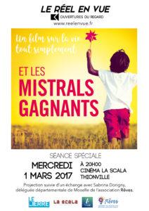 Séance spéciale « Et les mistrals gagnants » @ Cinéma La Scala