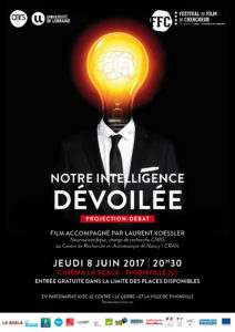 """Projection-Débat """"Notre intelligence dévoilée"""" @ Cinéma La SCALA"""