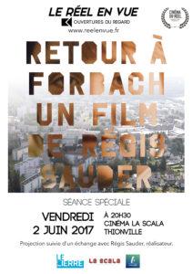 """Séance spéciale """"Retour à Forbach"""" de Régis Sauder @ Cinéma La SCALA"""